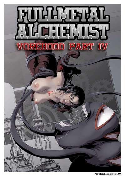 Nyte- Fullmetal Alchemist Vorehood Part IV