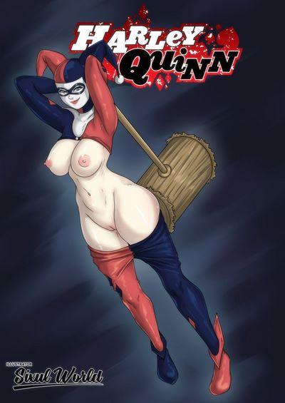 RadiCool332- Harley Quinn [Batman]