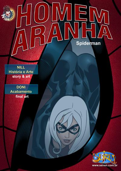 [Seiren] – Spider Man (Nill Historia e Art)