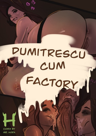 SiriusHorn- Dumitrescu Cum Factory [Resident Evil]