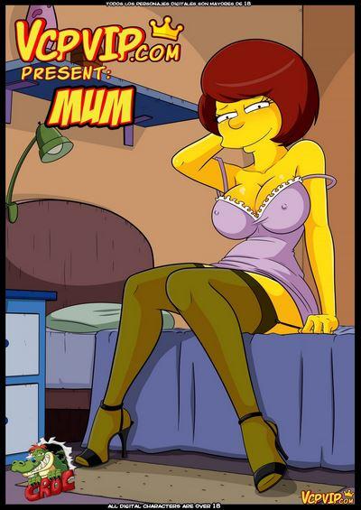 Croc- Mum [Simpsons]