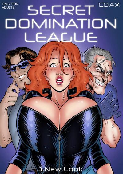 Coax- Secret Domination League 3