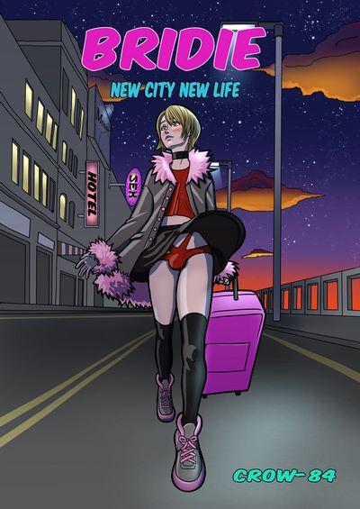 Crow84- Bridie – New city new life