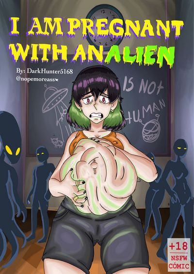 DarkHunter5168- I Am Pregnant With An Alien