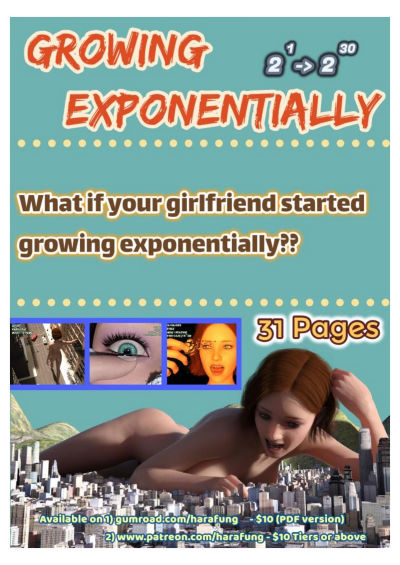 [Harafung] – Growing Exponentially