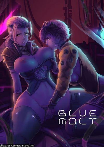 Kinkamashe- Blue Molt