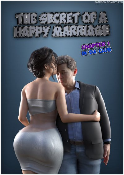 MYLF3D- The secret of a happy marriage