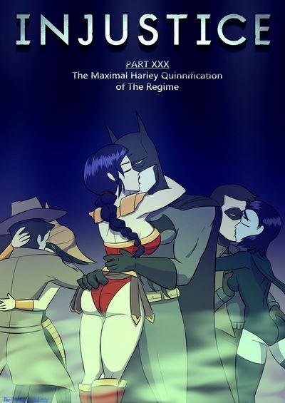 The Arthman- Injustice Part XXX [Justice League]