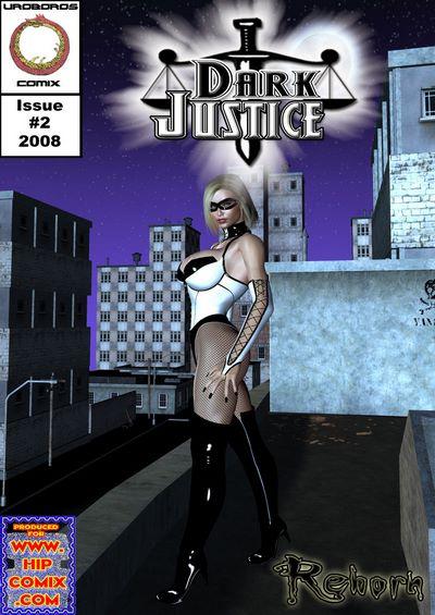Uroboros- Dark Justice 2 [Hipcomix]