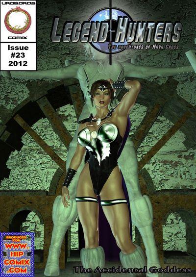 Uroboros- Legend Hunters 23 [Hipcomix]