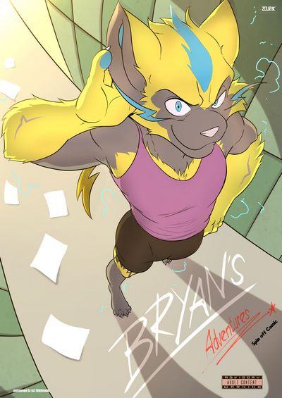 Zourik- Bryan's Adventures [Pokemon]