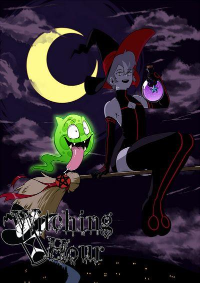 Kitsune23star- Witching Hour