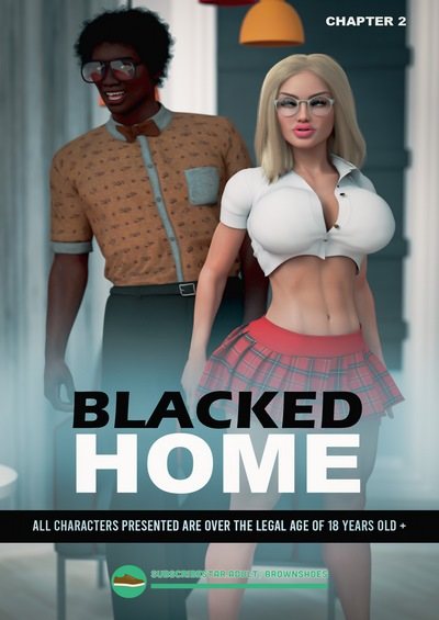 Brown Shoes- Blacked Home Ch.2