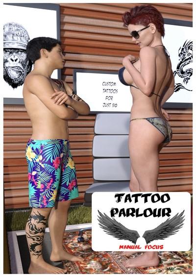 Manual Focus- Tattoo Parlour