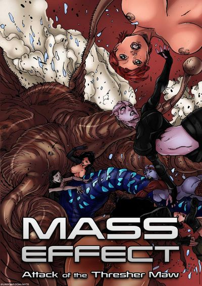 Nyte- Attack of the Thresher Maw [Mass Effect]