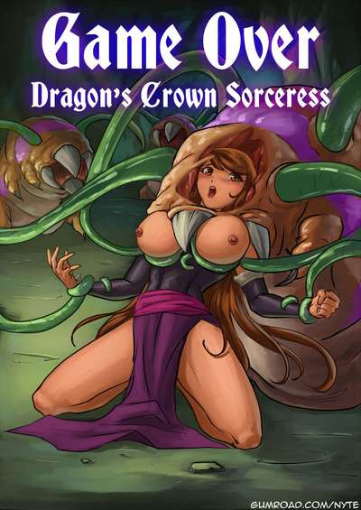 Nyte- Game Over – Dragon's Crown Sorceress