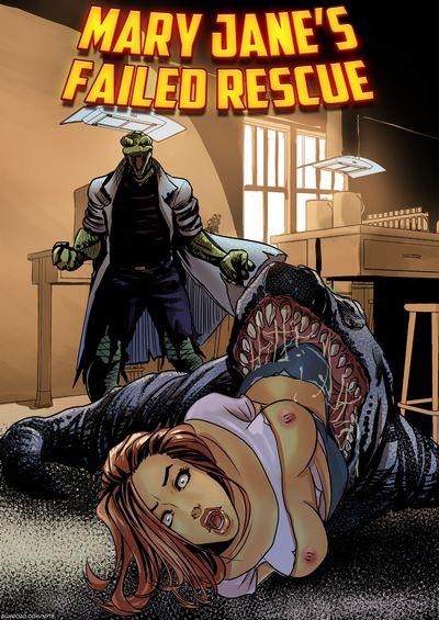Nyte- Mary Jane's Failed Rescue