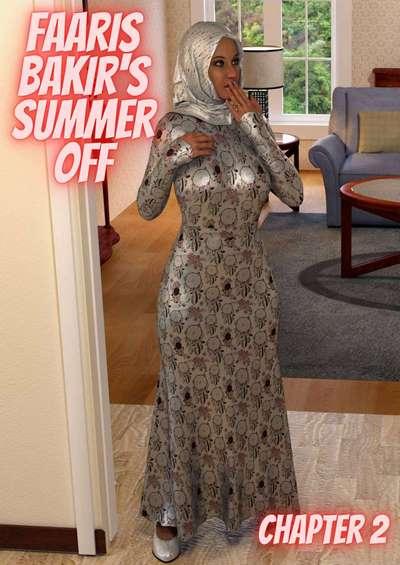 Redoxa- Faaris Bakir's Summer Off Ch 2