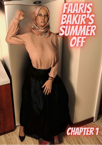 Redoxa- Faaris Bakir's Summer Off Ch 1