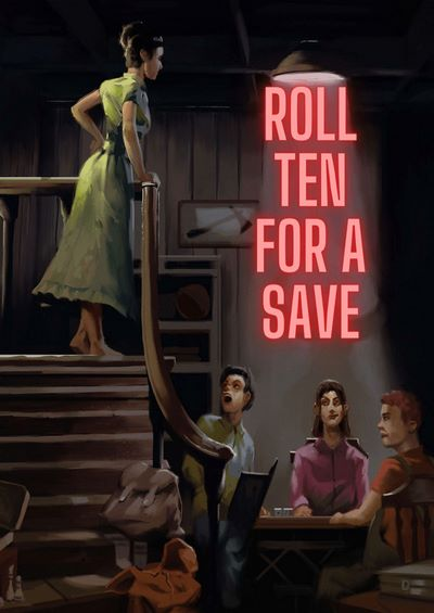 Citcatcomb- Roll Ten for a Save: Rawly Rawls Fiction