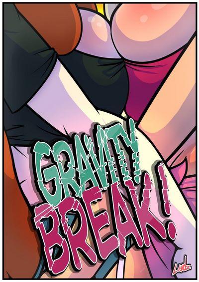 Lioxdz- Gravity Break! [Gravity Falls]