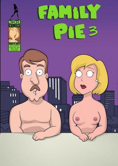 Jkr Comix- Family Pie. 3 [Family Guy]