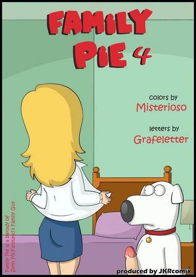 Jkr Comix- Family Pie. 4 [Family Guy]
