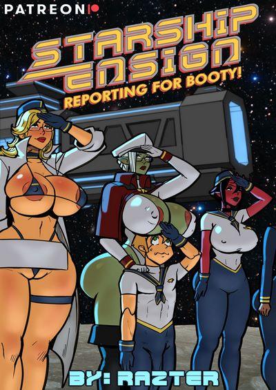 Razter- STARSHIP ENSIGN – Reporting For Booty